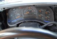Chevrolet Silverado with defective stepper motors: Many 2003-2005 General Motors vehicles have defect stepper motors which cause the gauges to work incorrectly.
